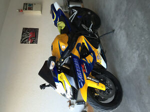 2008 BEAUTIFUL GSX-R