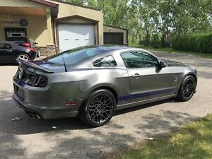 2014 Shelby GT500 Only 135 kilometers