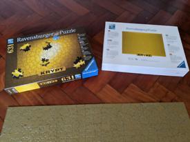 Ravensburger krypt gold puzzle