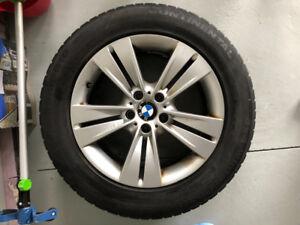 BMW X5 OEM Winter Wheels