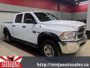 2012 Ram 2500 HD-SXT Minty Crew-Tow Package-Bluetooth
