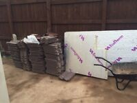 Roof tiles & insulation