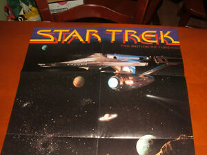 NEW LOW PRICE Star Trek the Motion Picture rare promo poster Stratford Kitchener Area image 2