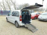 2015 Peugeot Partner 1.6 TEPEE ACTIVE 5d WAV MPV Petrol Manual
