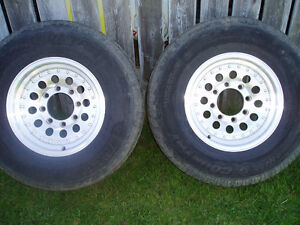 outlaw rims an wildcountry tires