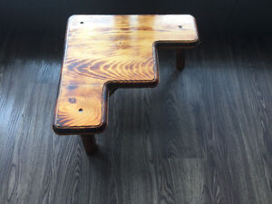 Wooden stand / foot stool for sale