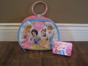 Princess lunch box in good condition!