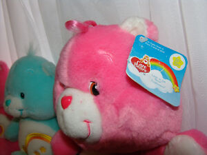 Care Bears Lot of 5. Two talking bears, One Carlton Bear tagged. St. John's Newfoundland image 5