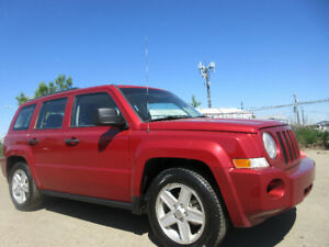 2010 JEEP PATRIOT 4WD 4DR SPORT-4X4-2.4L 4 CYL--5 SPEED