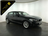 2013 BMW 116D EFFICIENTDYNAMICS 1 OWNER FULL HISTORY FINANCE PX WELCOME