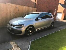 2014 Volkswagen Golf GTD TDI 2.0 184 PS Dsg