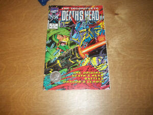 The  incomplete death's head-vol 1 -no 3 of 12 march 1993