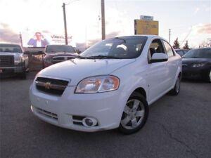 2008 Chevrolet Aveo LT, Sunroof