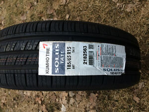 Brand new Kumho tires