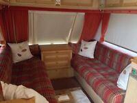 Caravan 2 berth 2000