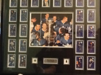 Franed 1964 Toronto Maple Leafs Championship