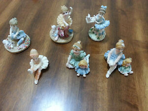 Ballerina Collectible Figurines