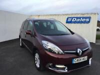 2014 Renault Grand Scenic 1.5 dCi Dynamique TomTom Energy 5dr [Start Stop] 5 ...