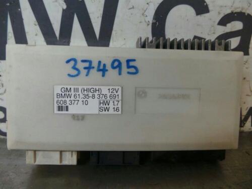 BMW E39 5 SERIES GM3 Module 61358376691