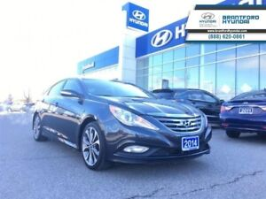 2014 Hyundai Sonata SE  - Sunroof -  Leather Seats