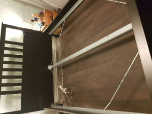 Ikea queen sized bed frame 80.00