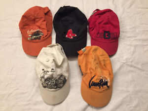 Boys hats / ball caps