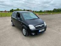 2008 Vauxhall Meriva 1.6i 16V Design 5dr MPV Petrol Manual