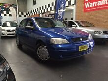 2004 Holden Astra, Logbooks, Excellent Condition Throughout Ingleburn Campbelltown Area Preview