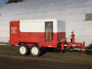 IR 825cfm compressor