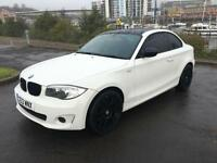 2013 BMW 1 SERIES 118D EXCLUSIVE EDITION COUPE DIESEL