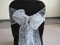 Rent Chair Sashes at affordable price!