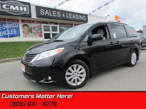 2014 Toyota Sienna   AWD LEATHER ROOF PWRSLIDERS PWRGATE!