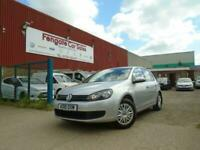 Volkswagen Golf 1.6 TDI S 5dr ONLY 70K FSH 2 OWNER P/AID A/C