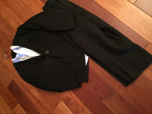Boys Suit Size 5 - Black
