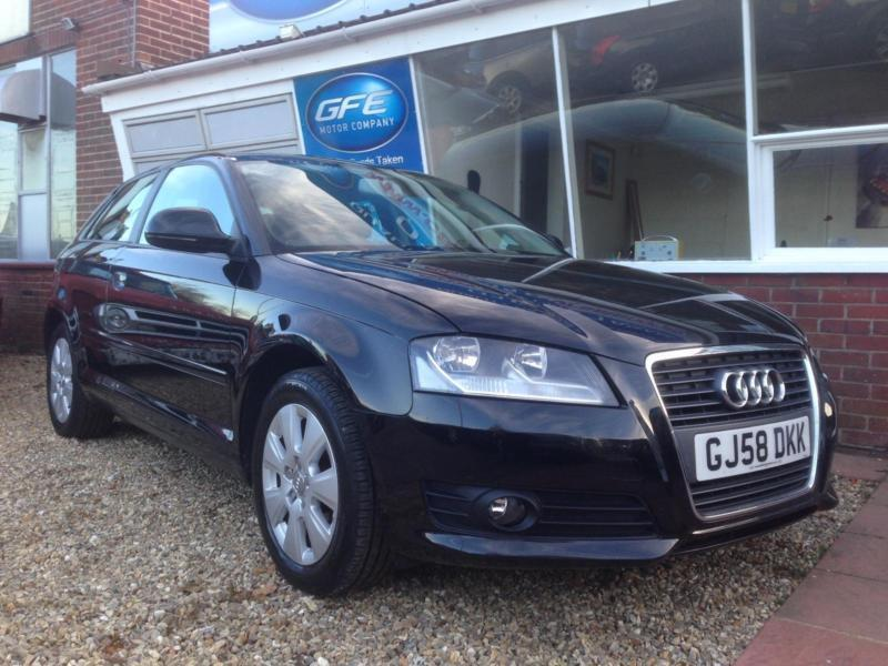 2008 58 Audi A3 1.6 MPi FINANCE AVAILABLE