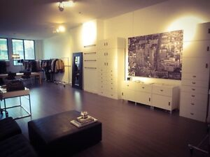 TRENDY LOFT SPACE OFFICE FOR RENT IN ST-HENRI