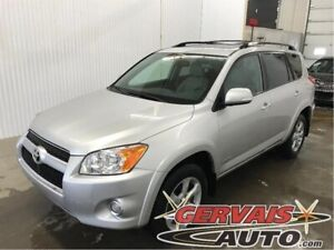 Toyota RAV4 Limited AWD GPS Cuir Toit Ouvrant MAGS 2012