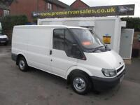 2002 FORD TRANSIT 2.0 DIESEL 5 SPEED FULL YEARS MOT USED DAILY SUIT ANY TRADE