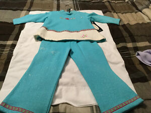 Toddler Retro outfit - Brand New!