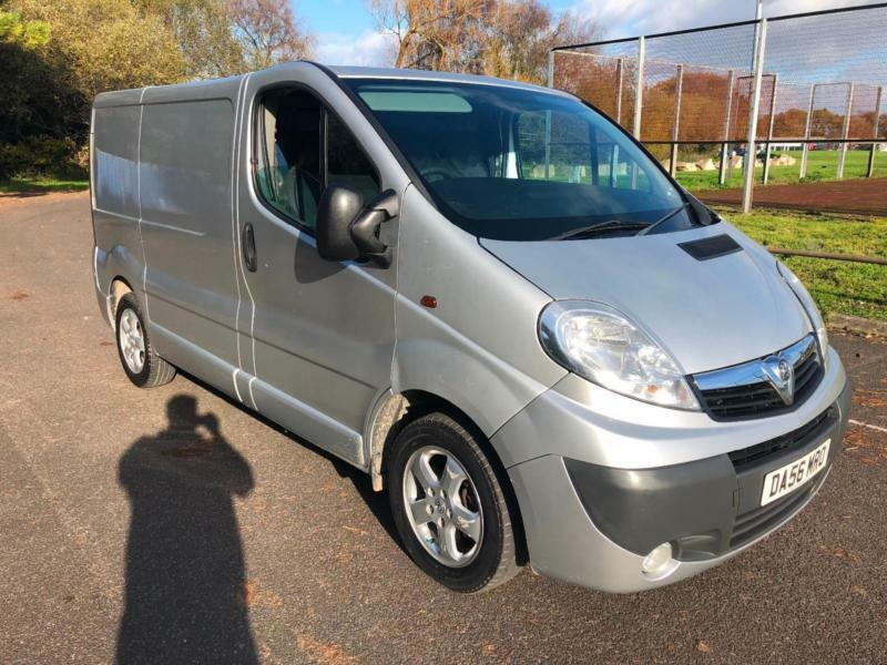 2006 Vauxhall Vivaro SPORTIVE A/C COMPLETE WITH M.O.T AND WARRANTY