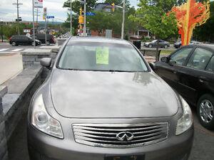 2007 Infiniti Other Luxury Sedan