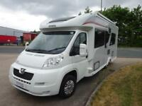 2013 Elddis Aspire 255 4 Berth Rear Fixed Bed Motorhome For Sale Ref 15210