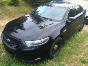 2015 Ford Taurus police interceptor OBO NO TRADES