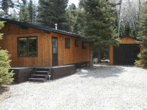 Cabin for rent at Candle Lake
