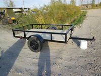 BEST QUALITY CUSTOM TRAILERS AT BEST PRICES IN MANITOBA!!