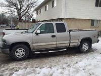 2002 silverado 1500 z71 fully loaded trade or sell