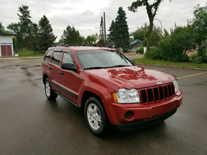 2006 Jeep Grand Cherokee AWD Trail Rated $3600
