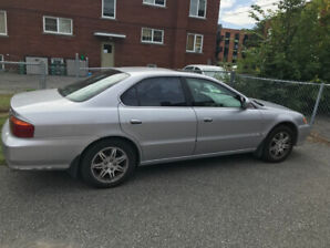 Selling my Acura 3.2 TL year 2000 ( As is )