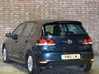 Volkswagen Golf S TDI Bluemotion 1.6L 5dr