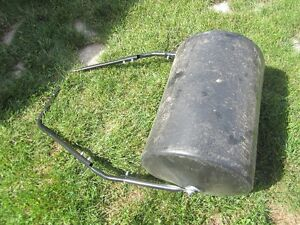 18x24 Poly lawn roller